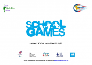 2019 School Games in Berkshire Primary Handbook
