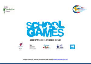 2019 School Games in Berkshire Secondary Handbook