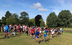 'junior parkrun' has officially arrived in Slough!