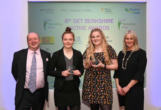 The winners of the 8th Get Berkshire Active Awards are announced