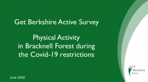 COVID Research Data Bracknell Forest