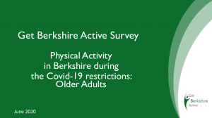 COVID Research Data Older Adults