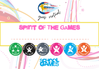 Spirit of the Games VSG Certificate