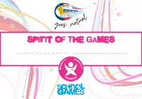 Spirit of the Games VSG Certificate Passion