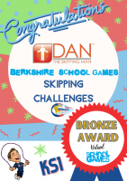 DTSM KS 1 BRONZE AWARD