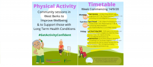 New 'Ever Active' sessions announced