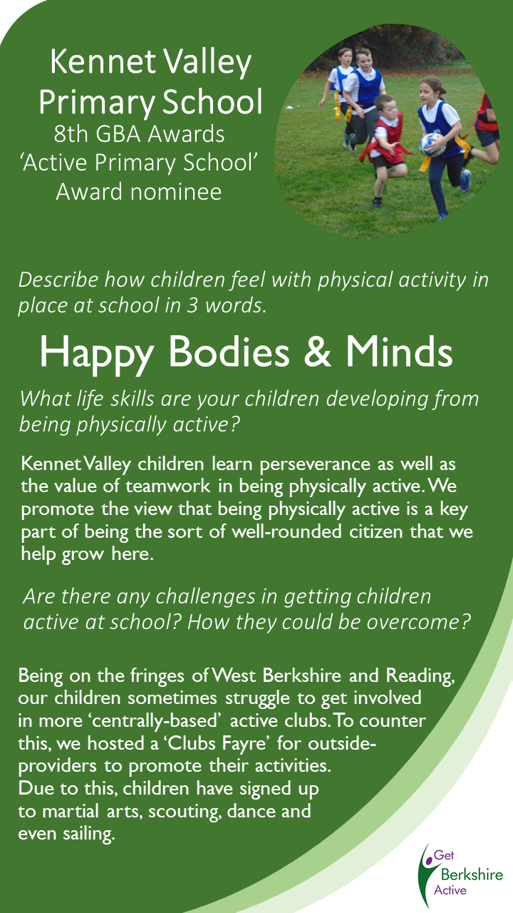Image: Kennet Valley Primary School