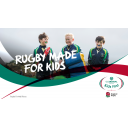 Youth Rugby Training Icon