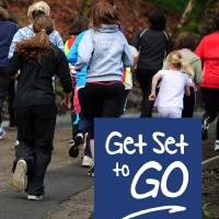 Get Set To Go - Wellbeing running group