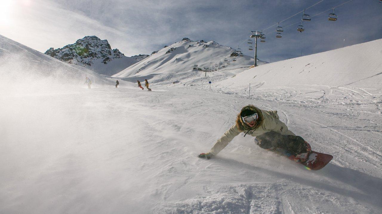 30 Days of Snowsport Banner